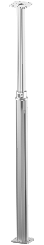 Puntelli in Alluminio